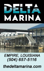 Delta Marina located in Empire, LA.