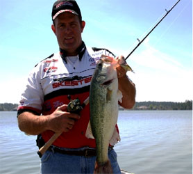 Jeff Bruhl - fishing guide in Louisiana