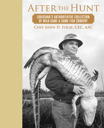 A review by Don Dubuc  on After the Hunt by Chef John Folse