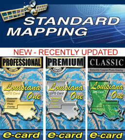 Standard Maps latest E-Cards