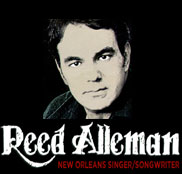 Reed Alleman - New Orleans singer songwriter