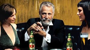 World'd most interesting man