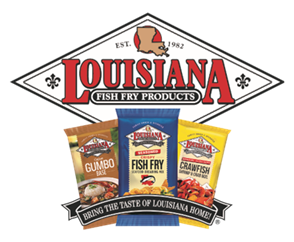 Louisiana Fish Fry Products