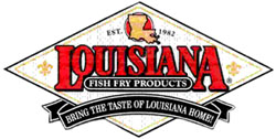 Louisiana Fish Fry Products - Bring the taste of Louisiana home!