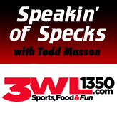 Speakin' of Specks with Don Dubuc and Todd Masson