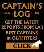 Don Dubu's Captain's Log - latest report from LA's best captains and outfitters