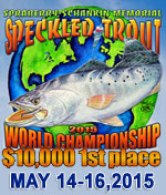 Speckled Trout World Championship